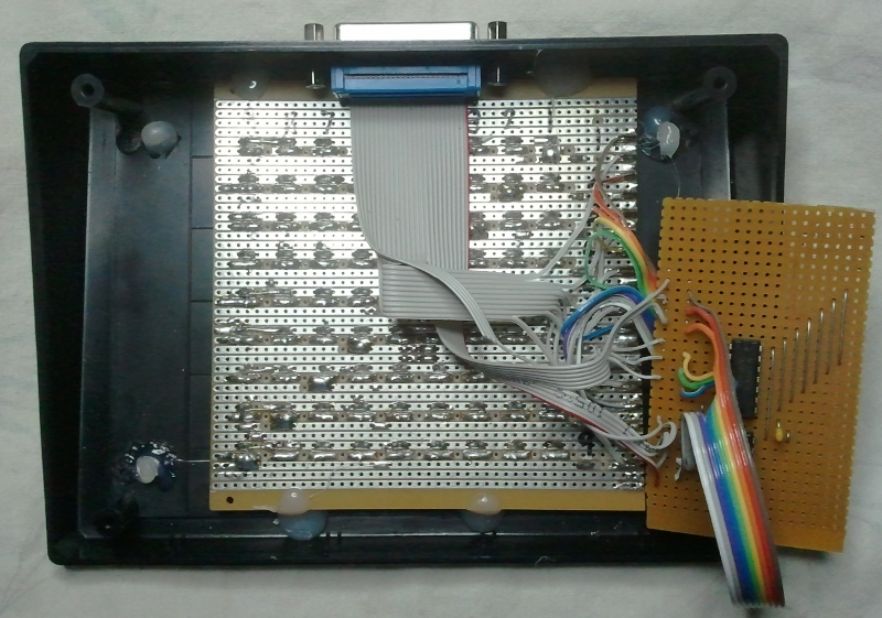 Installing LED Matrix