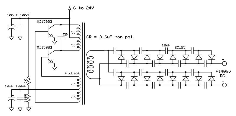 Flyback Inverter Circuit