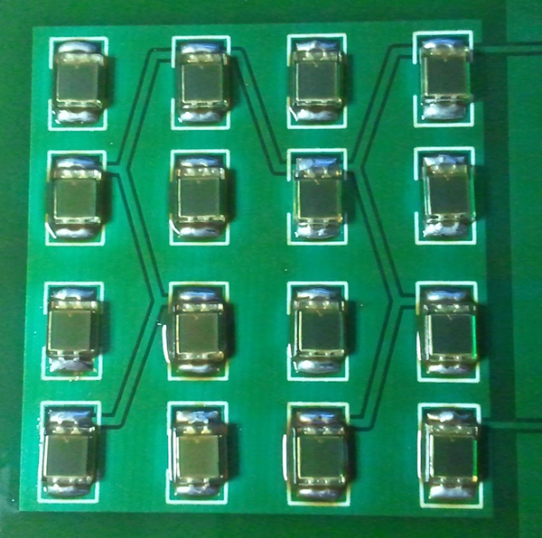 Si Pin Photo_Doide Array
