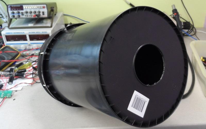 Vortex Cannon Front